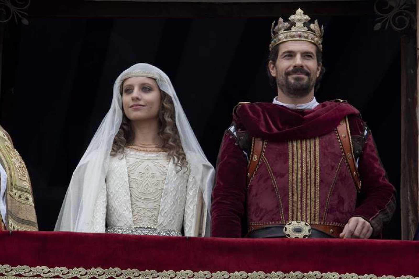 Isabel y Fernando se casan en Valladolid