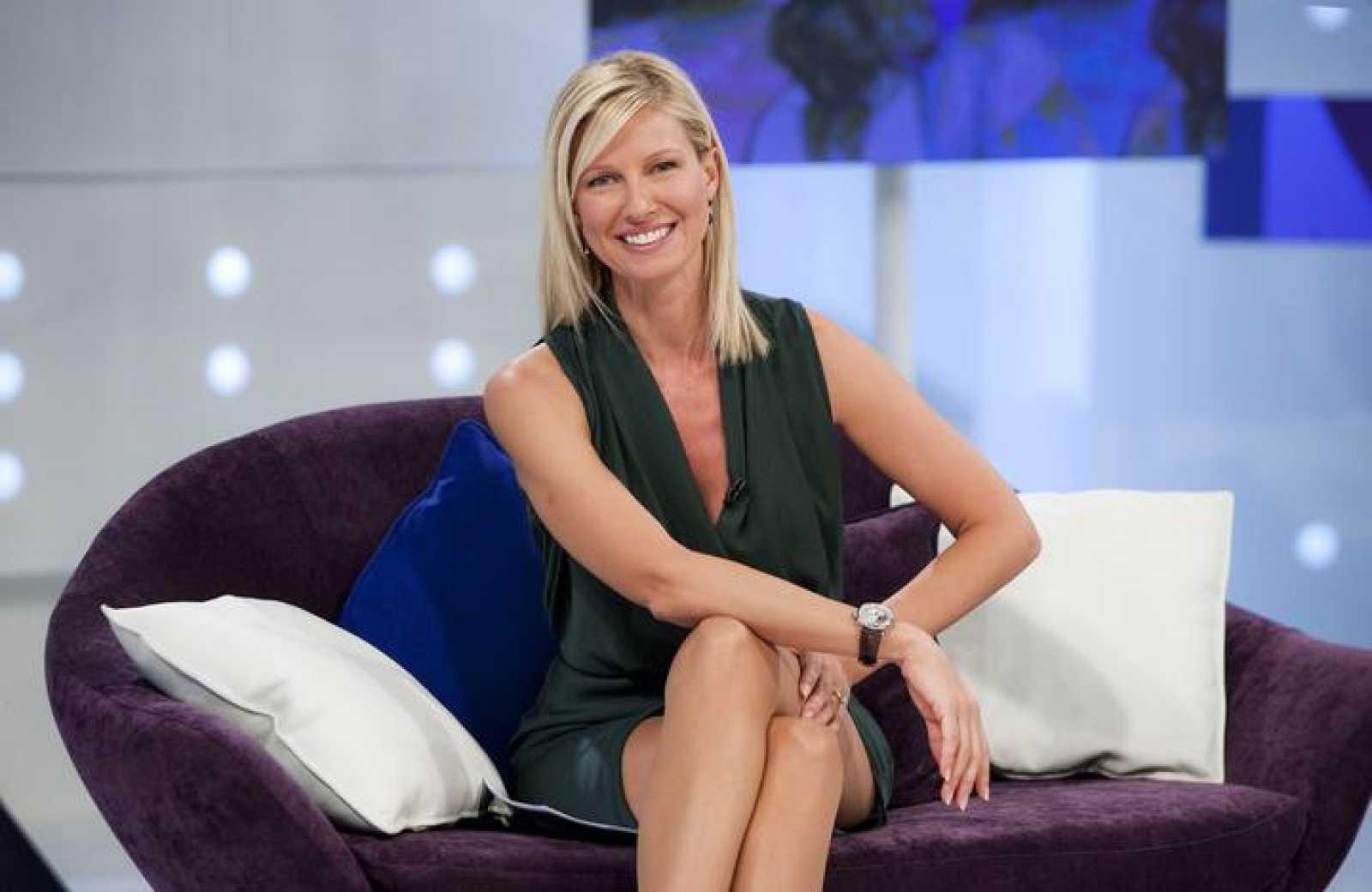 Anne Igartiburu, presentadora de +Gente