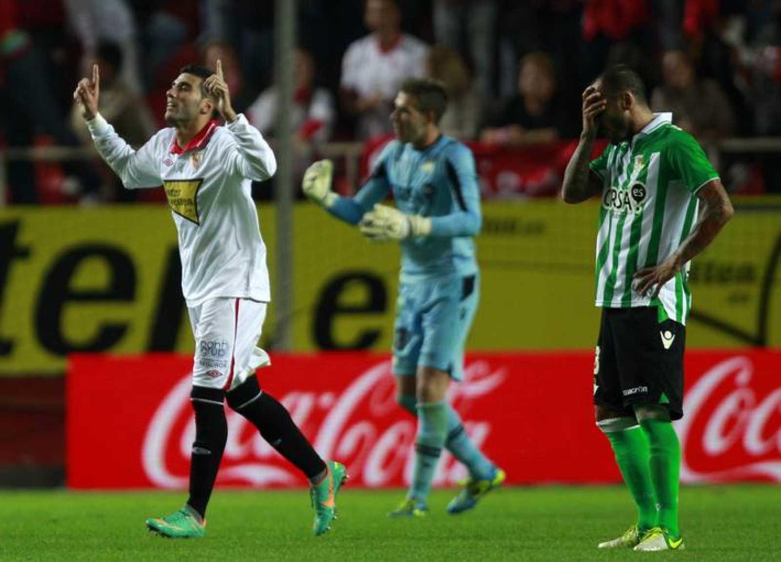 El Sevilla le ha endosado una 'manita' a su eterno rival.