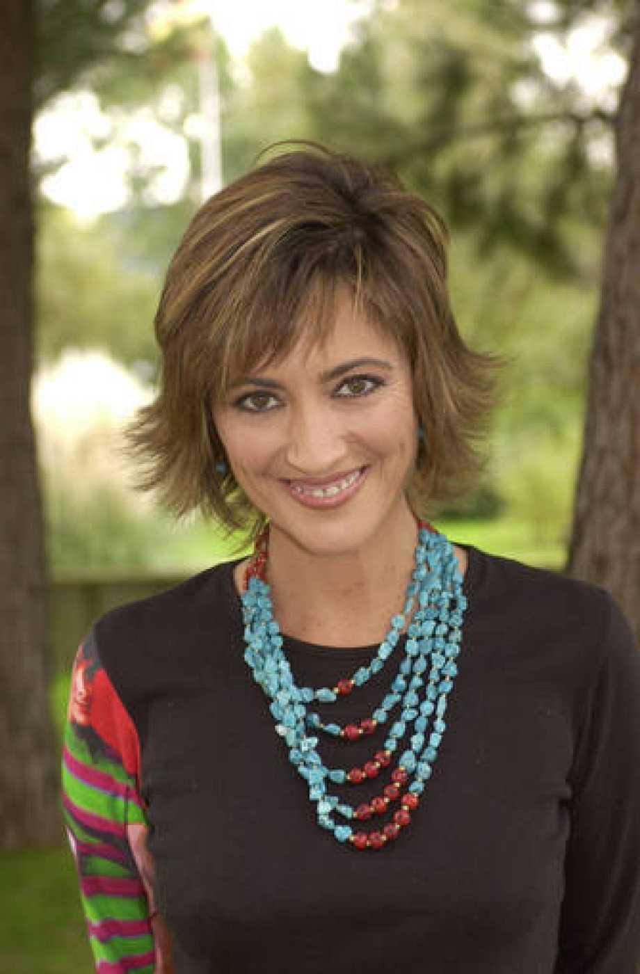 Ana García Lozano, en una foto de archivo de 2004.