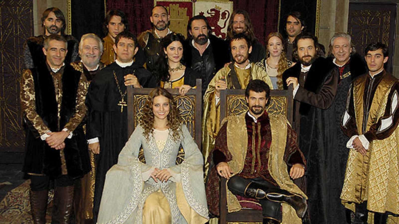 'Isabel' arrasa en las nominaciones de le los Premios Iris