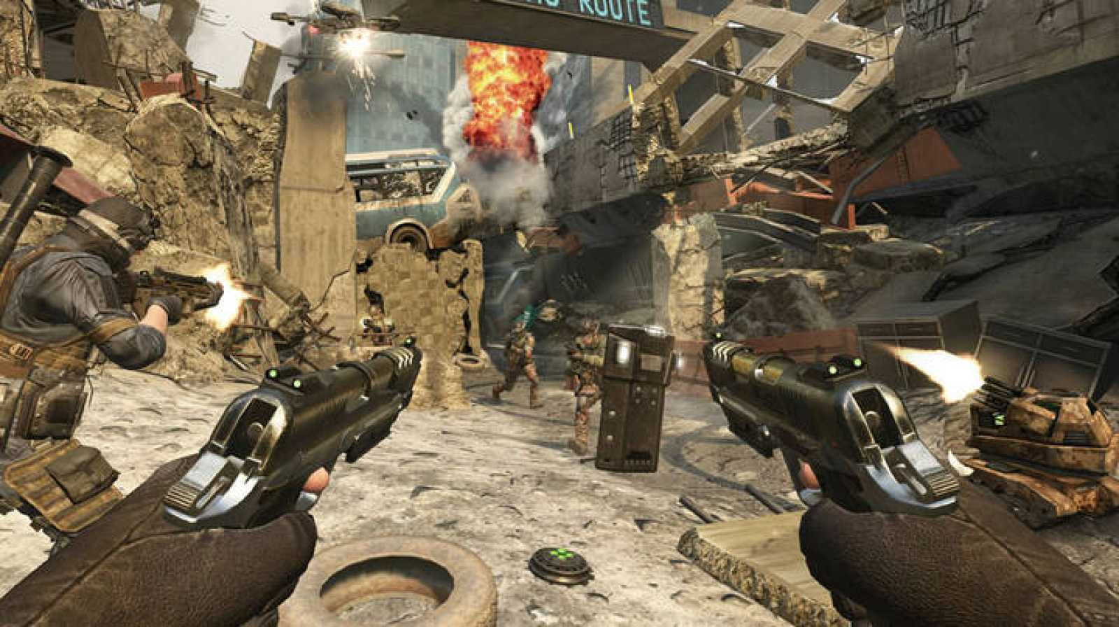 Pantallazo de Call of Duty: Black Ops II