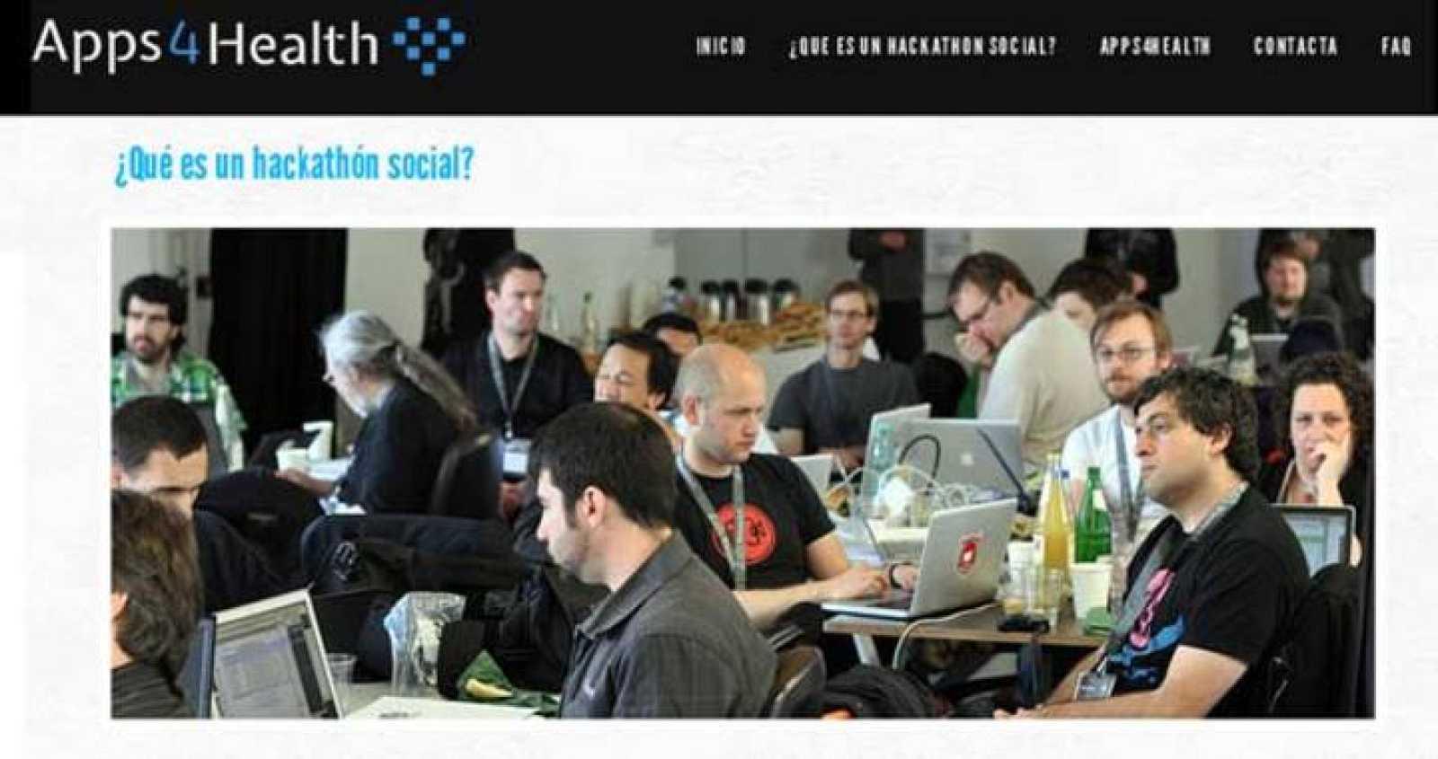 Anesvad reúne a 60 desarrolladores para diseñar aplicaciones para la salud con fines solidarios.