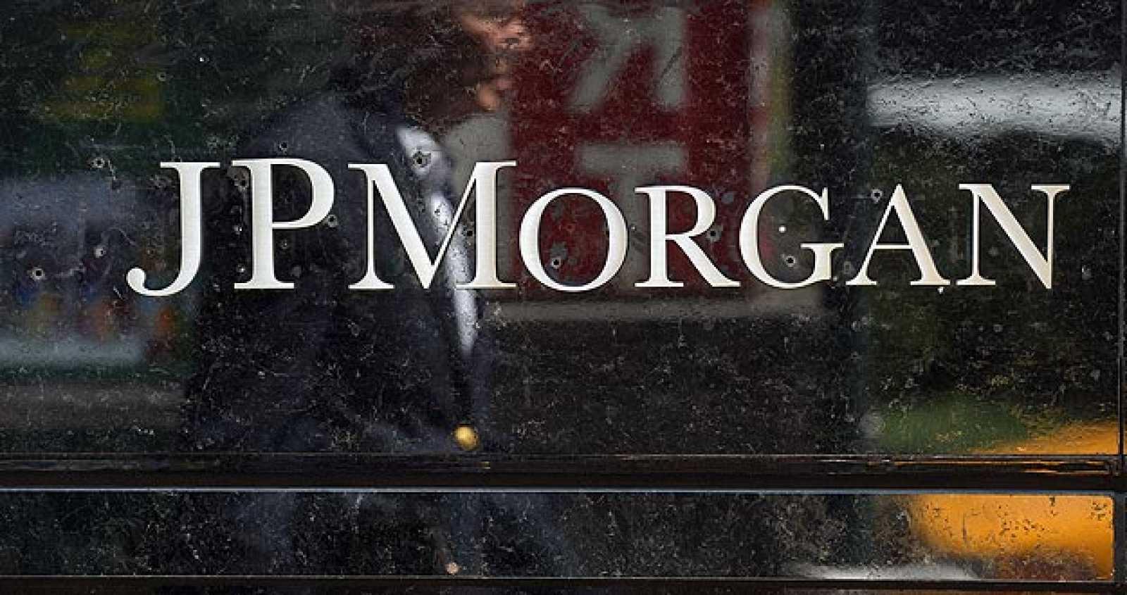 Imagen de la sede de JPMorgan Chase en Nueva York
