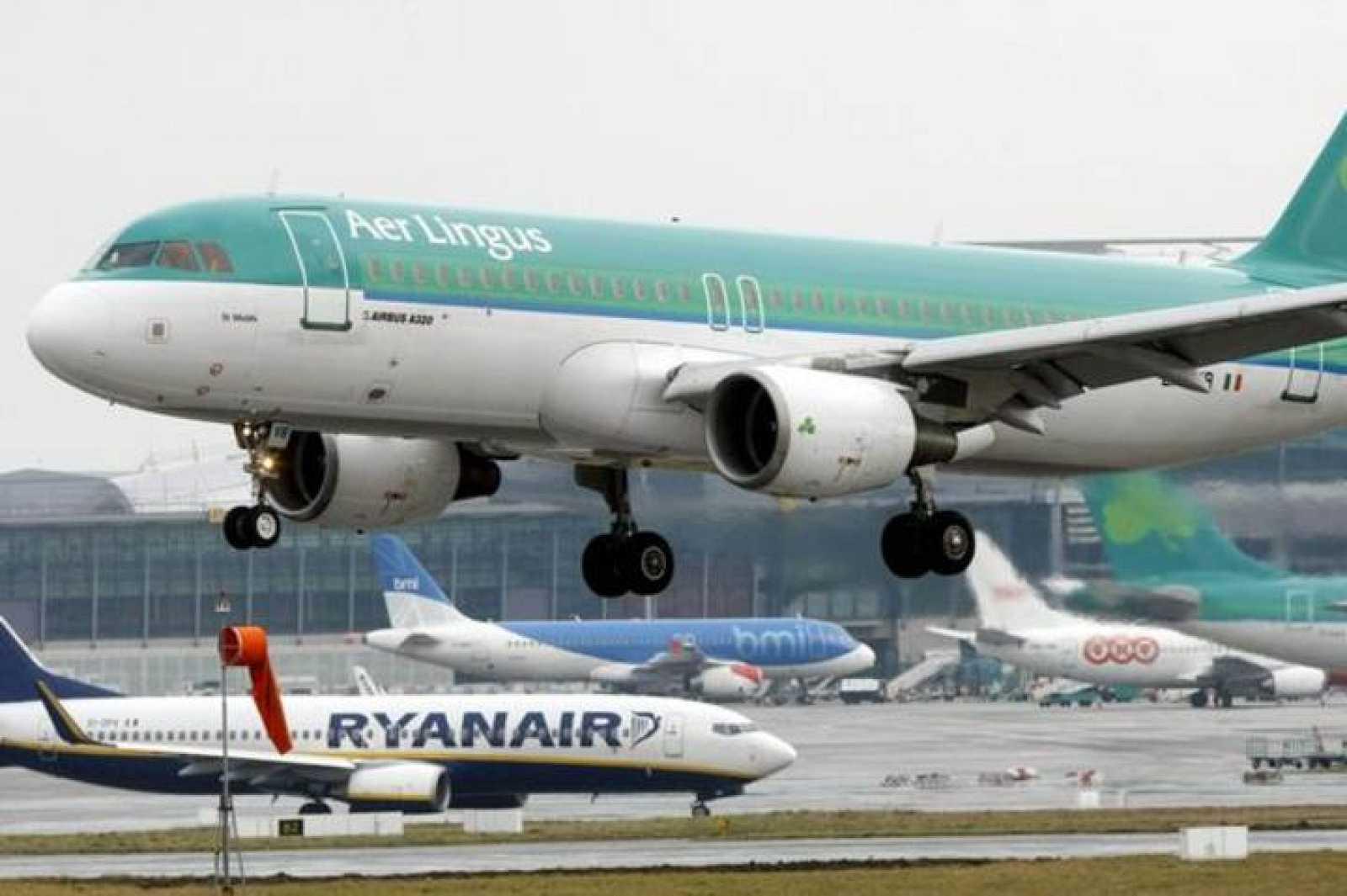 El regulador británico de Competencia obliga a Ryanair a reducir al 5% su participación en AerLingus