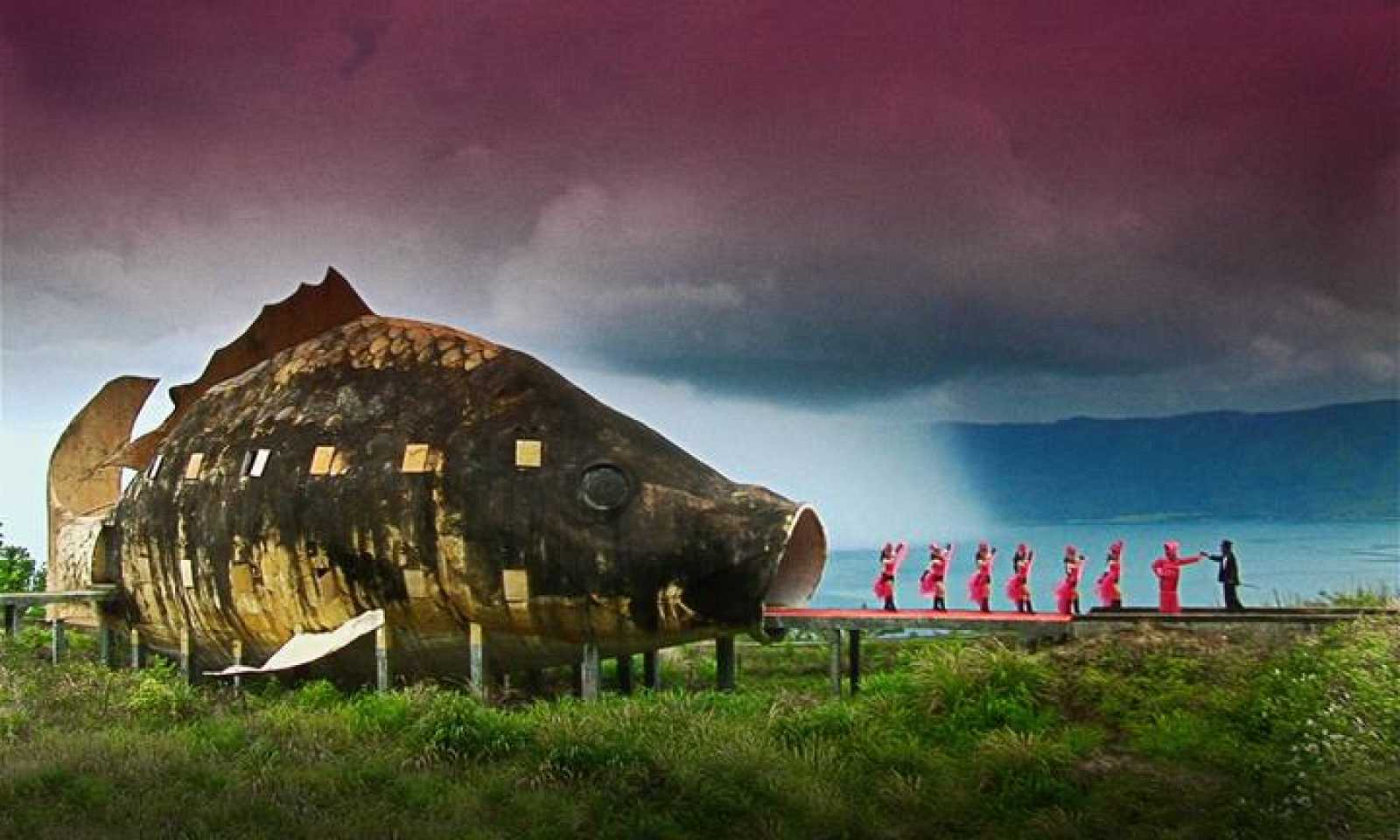 Fotograma de 'The Act of Killing'