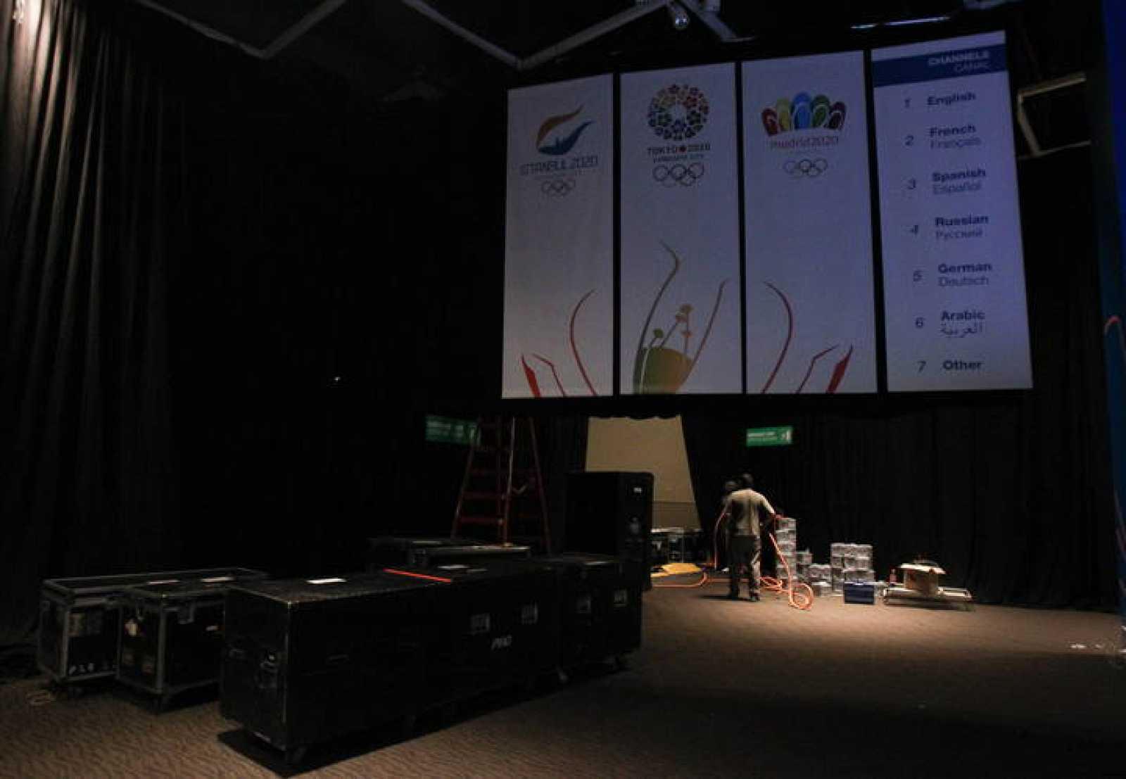 Buenos Aires se prepara para la 125 sesión del COI.