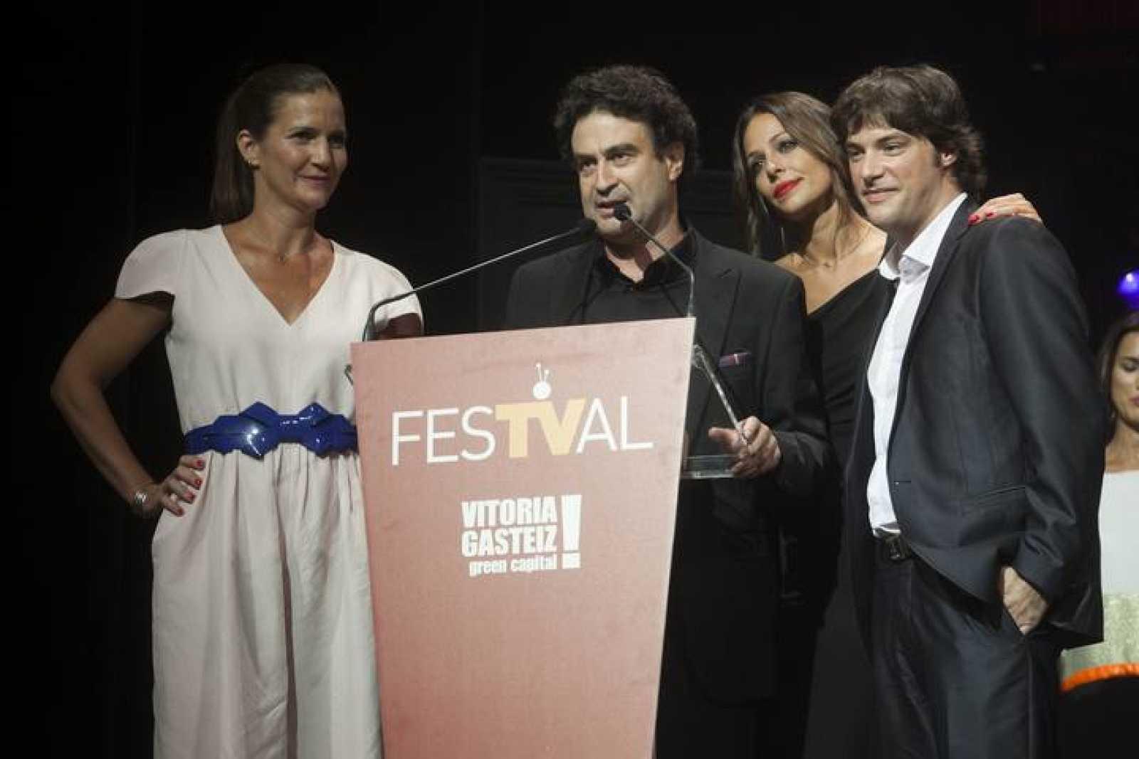 MasterChef recibe el Premio de la Crítica en el FesTVal de Vitoria