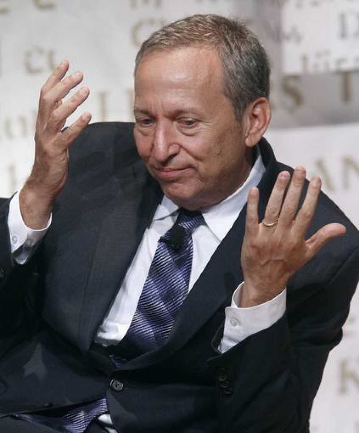 Lawrence Summers en una imagen de archivo en Nueva York el pasado 25 de octubre de 2012