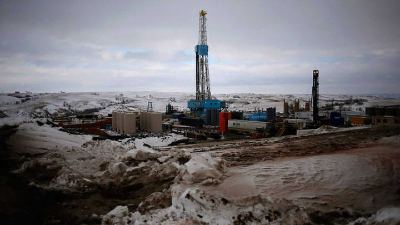 La explotación de gas y de petróleo de esquisto se conoce como 'fracking'