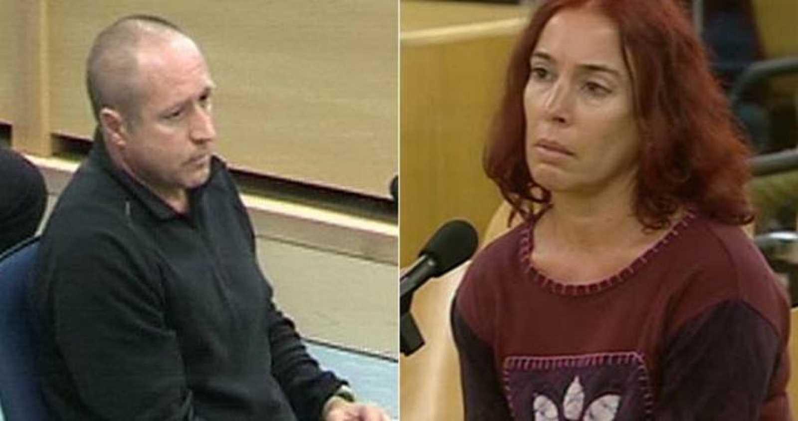 Henri Parot e Inés del Río, terroristas de ETA.