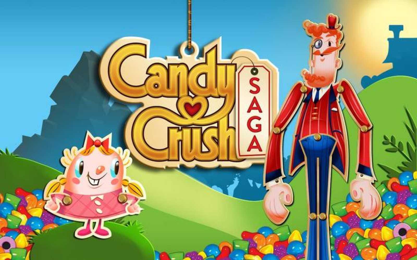 Logo de Candy Crush