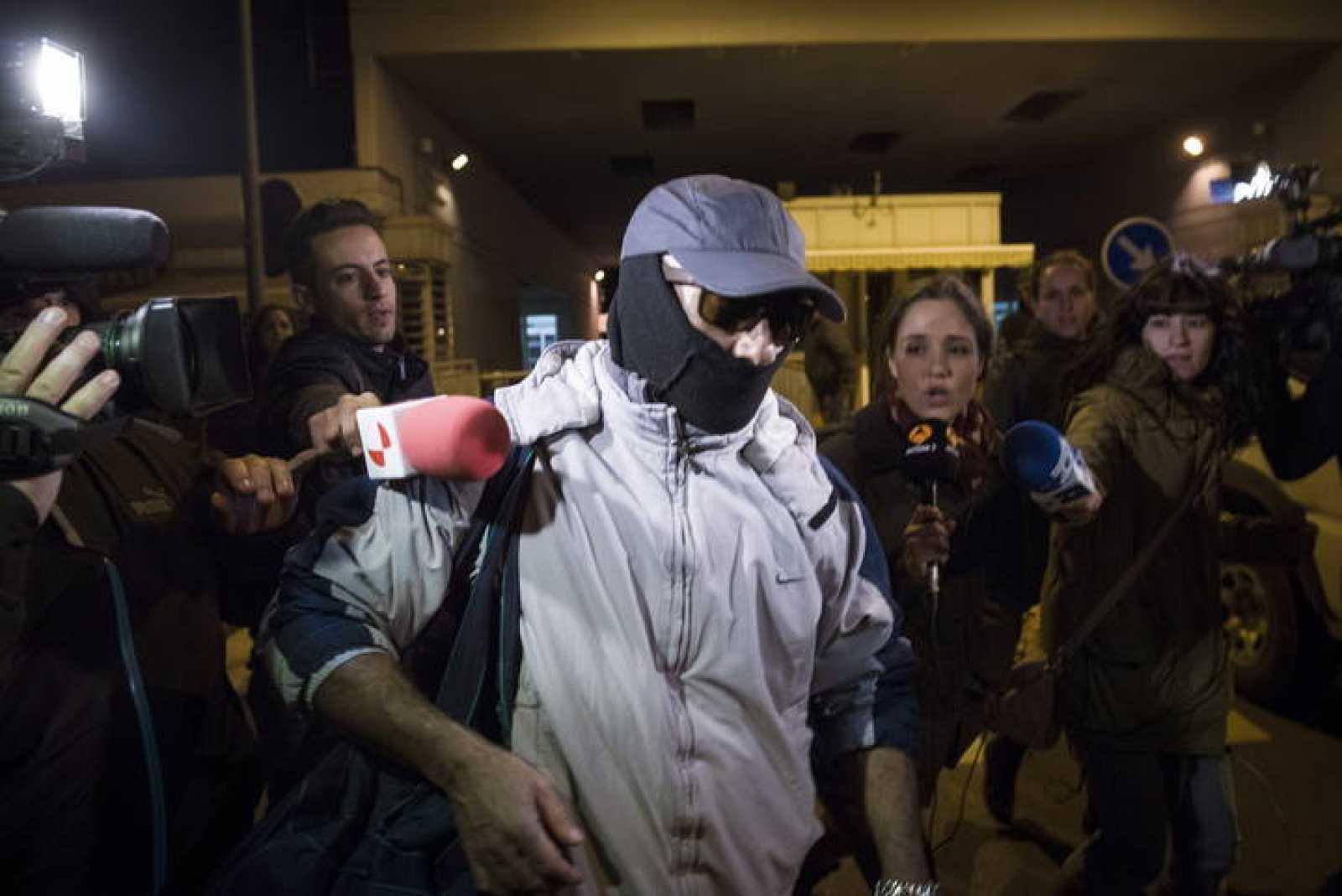 """El """"violador del ascensor"""" sale de Alcalá Meco"""