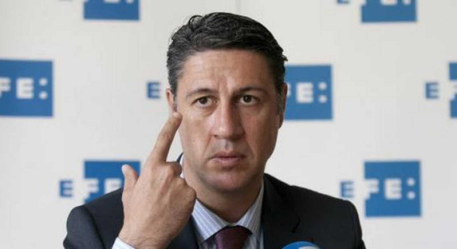 Xavier García Albiol, alcalde de Badalona, en una foto de archivo.