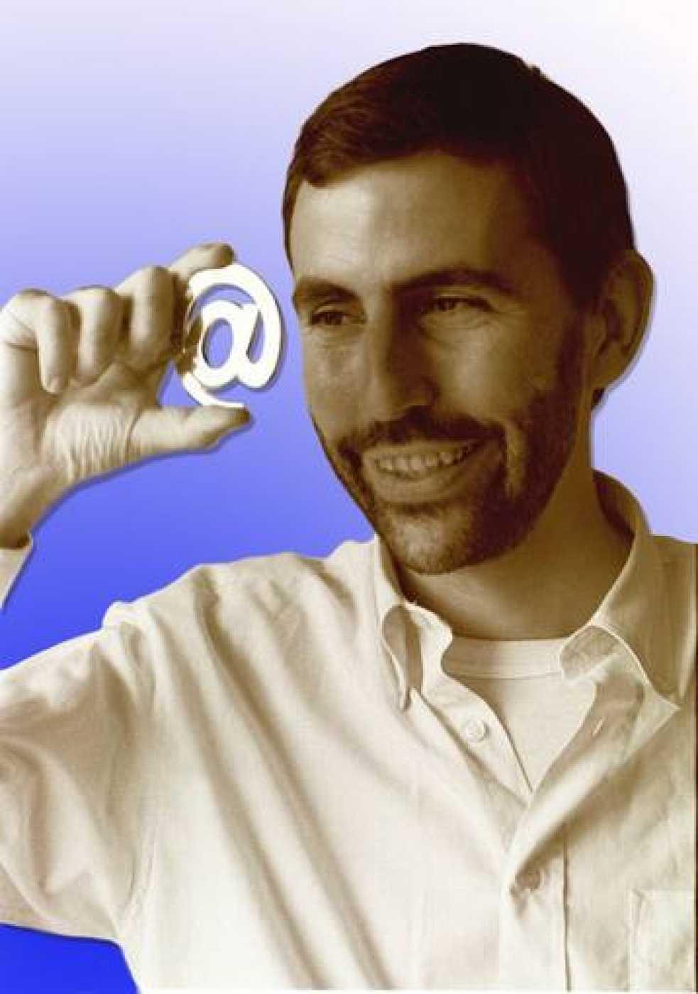 Andreu Veà ha investigado los orígenes de Internet.