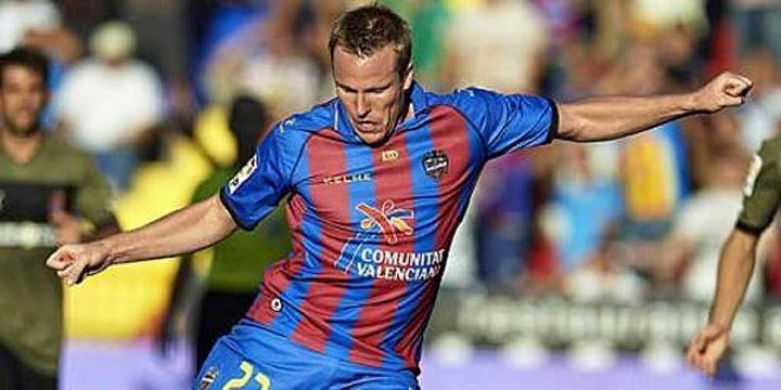 Imagen de archivo del jugador alemán del Levante Chris Lell.