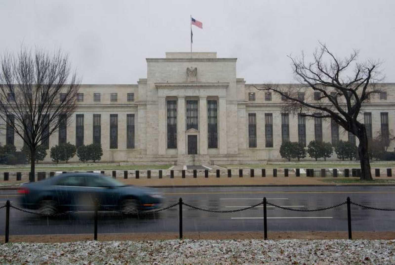La sede de la Reserva Federal en Washington, DC.
