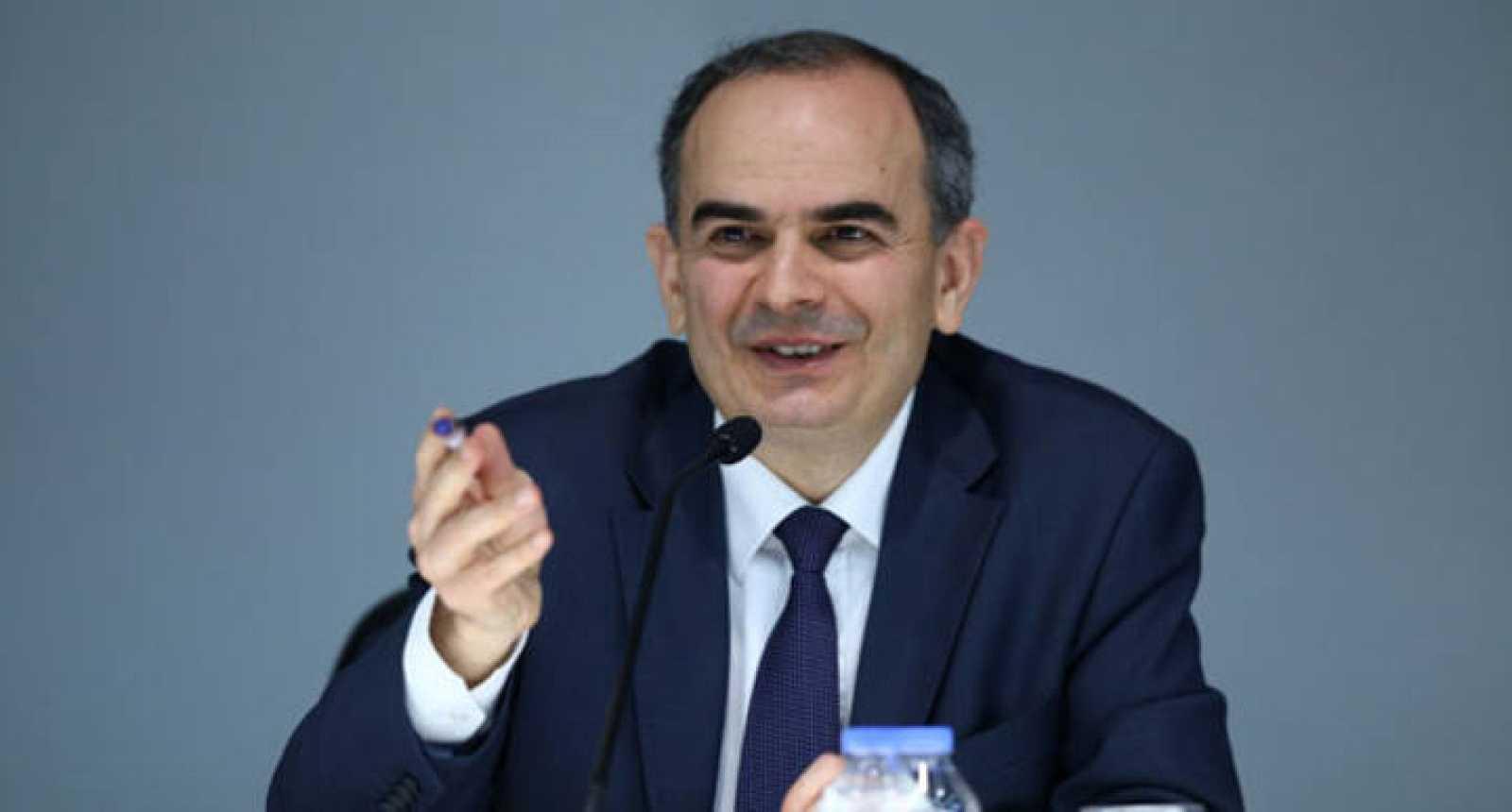 El Banco Central de Turquía anuncia una fuerte subida de los tipos de interés al 12%