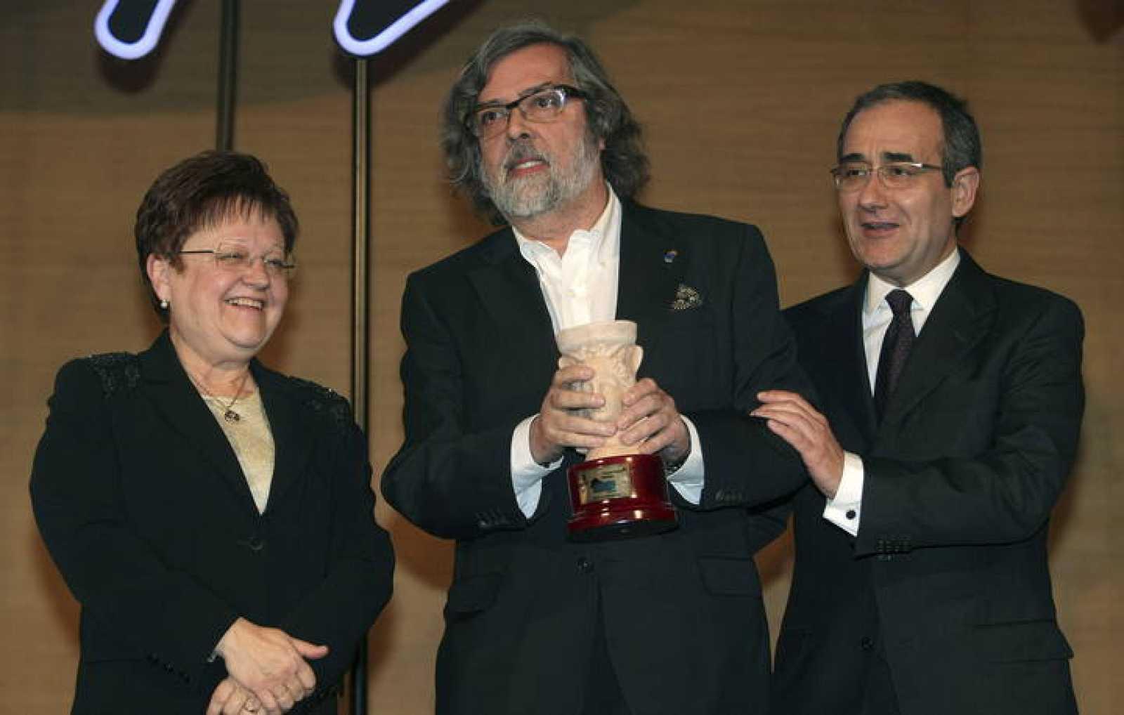 Pernas gana el Premio Azorín de Novela