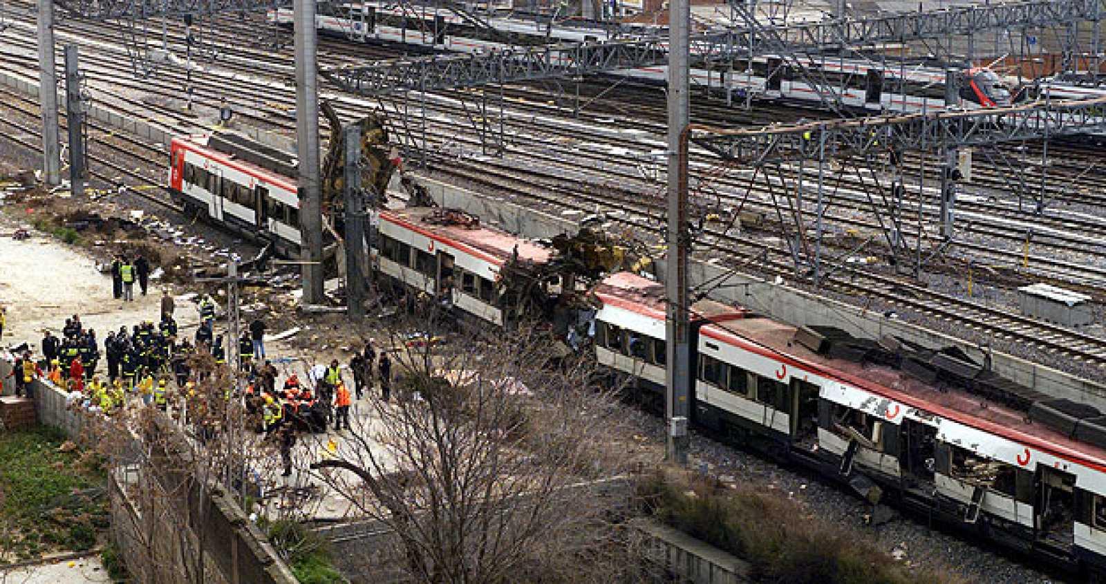 Los atentados del 11M que sacudieron España | RTVE.es