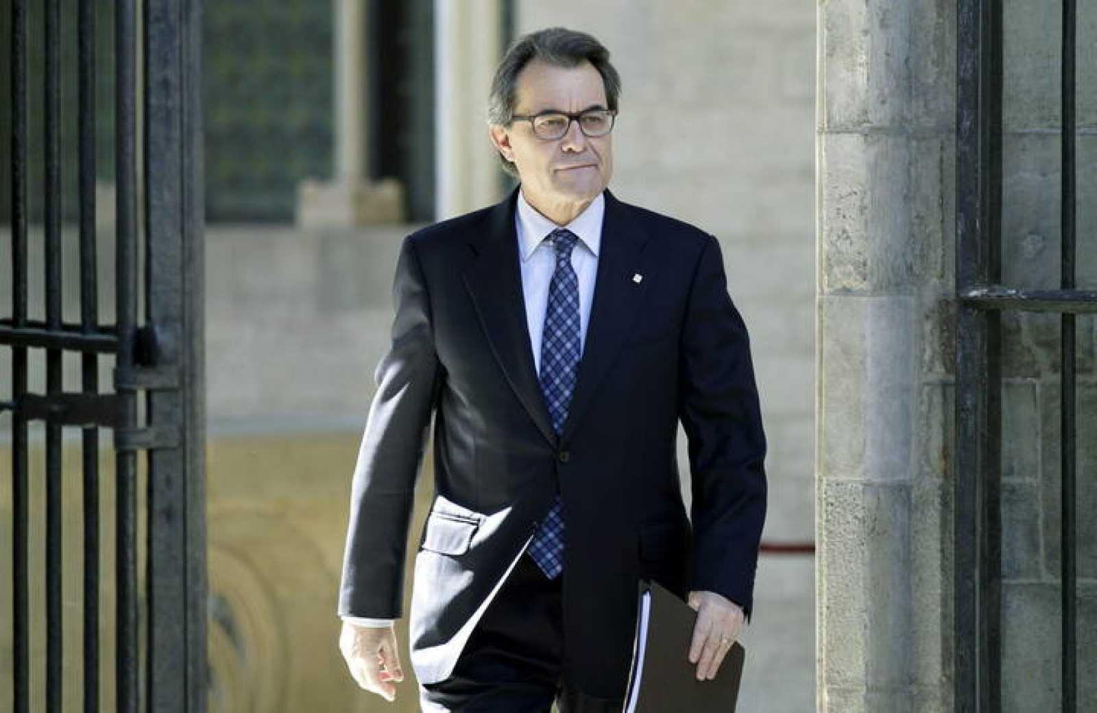 El presidente de la Generalitat, Artur Mas, en una imagen de archivo