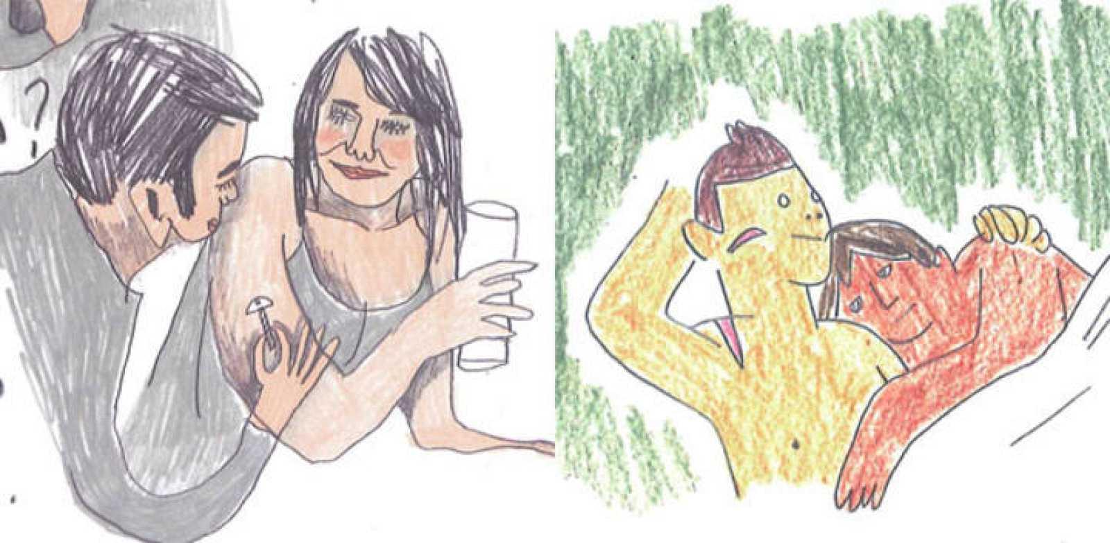 Viñetas de 'Tuerca y tornillo' y 'Nacatamal'