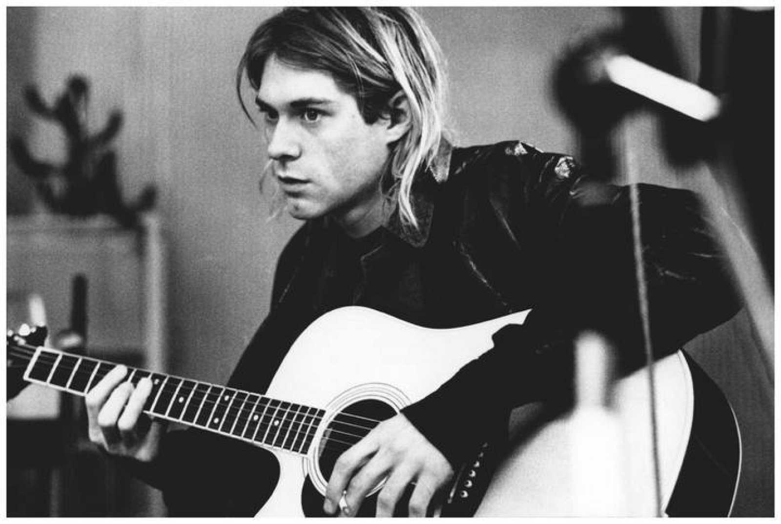 Kurt Cobain Nirvana Radio 3