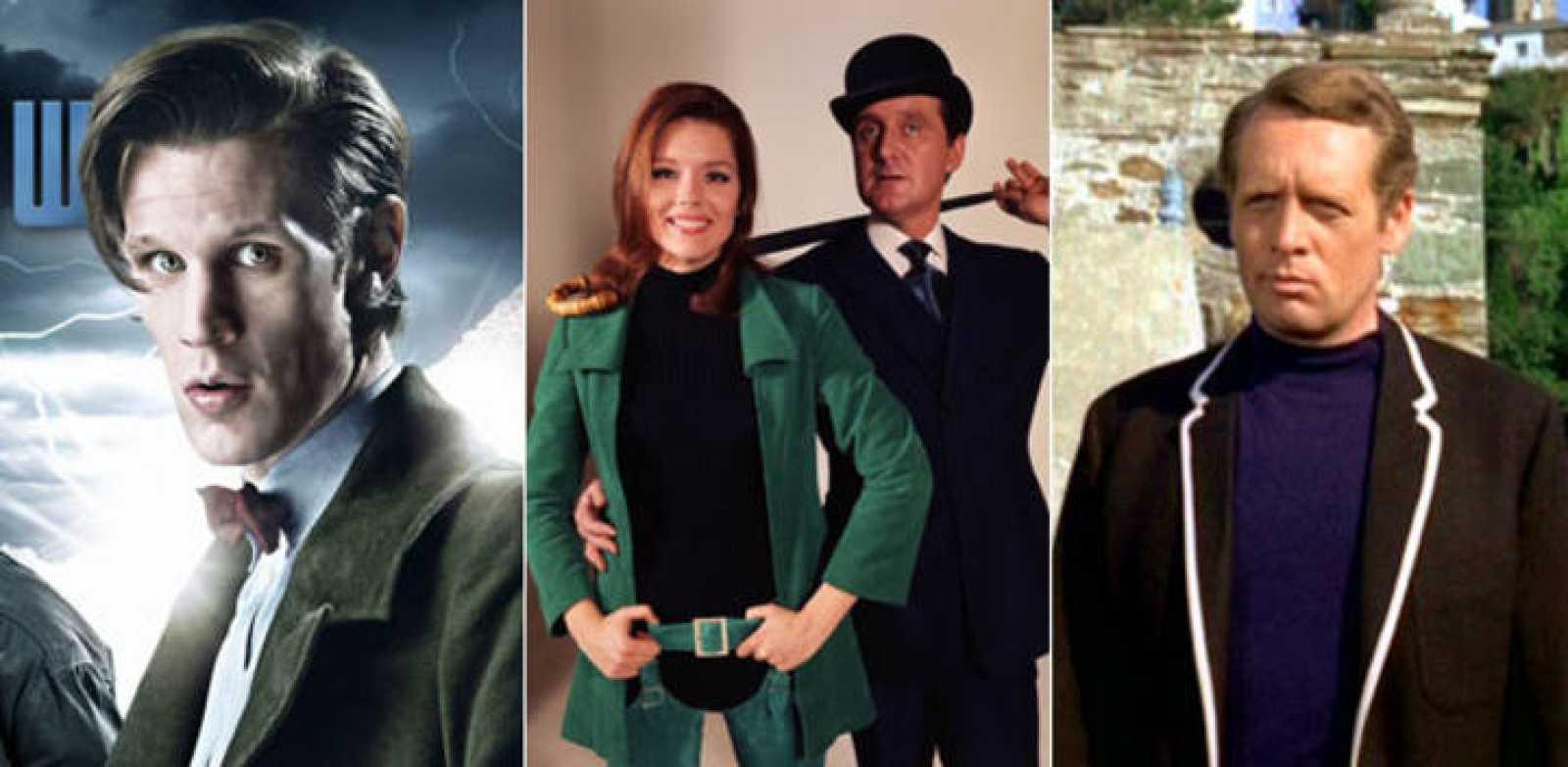 Tres series míticas de los 60: 'Doctor Who', 'Los Vengadores' y 'El prisionero'