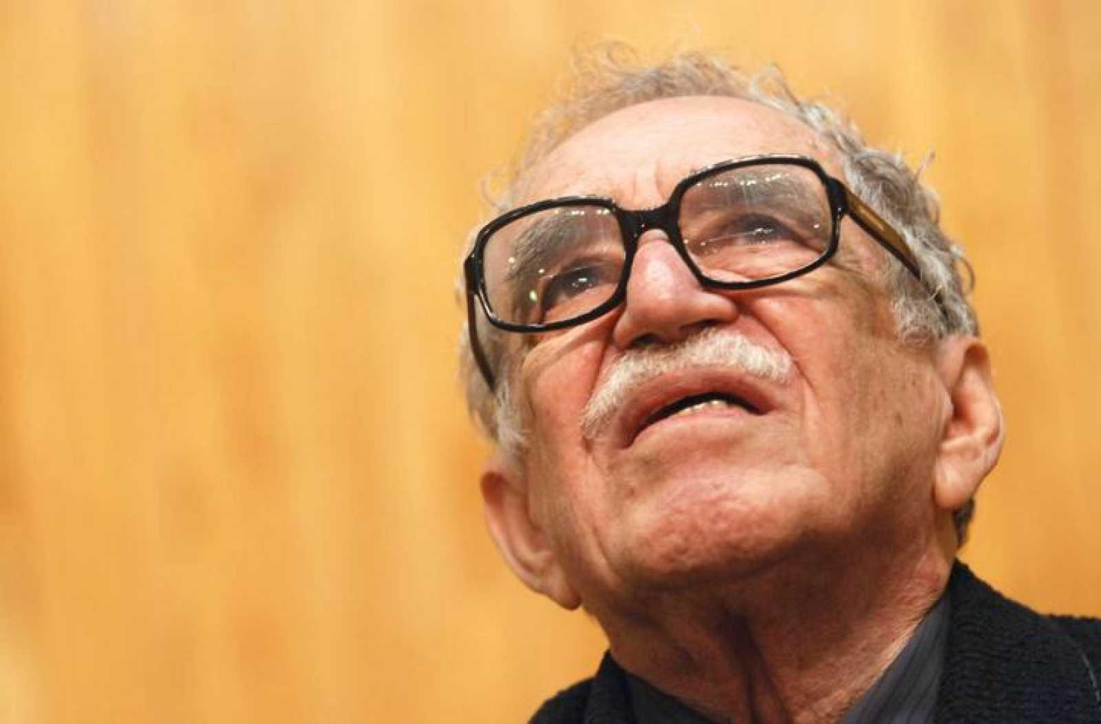 Imagen de Gabriel García Márquez en 2007
