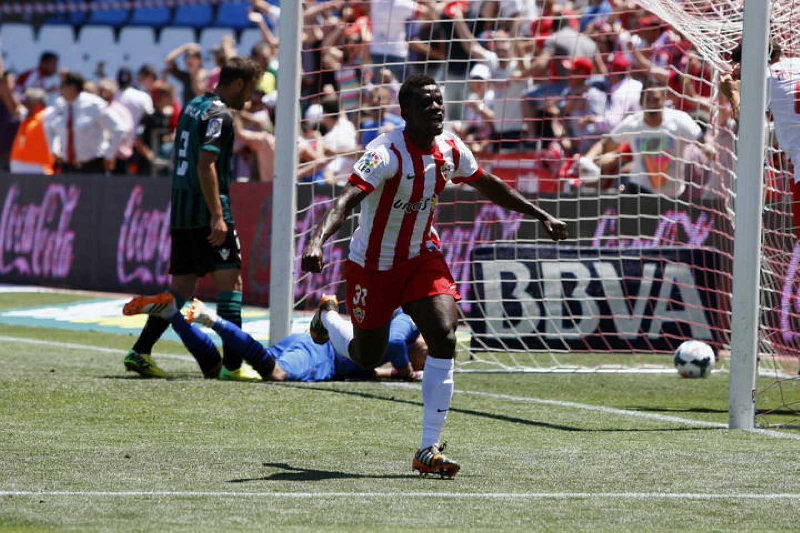 Almería 3 - Betis 2 | Jornada 36 de Liga | El Almería remonta al ...