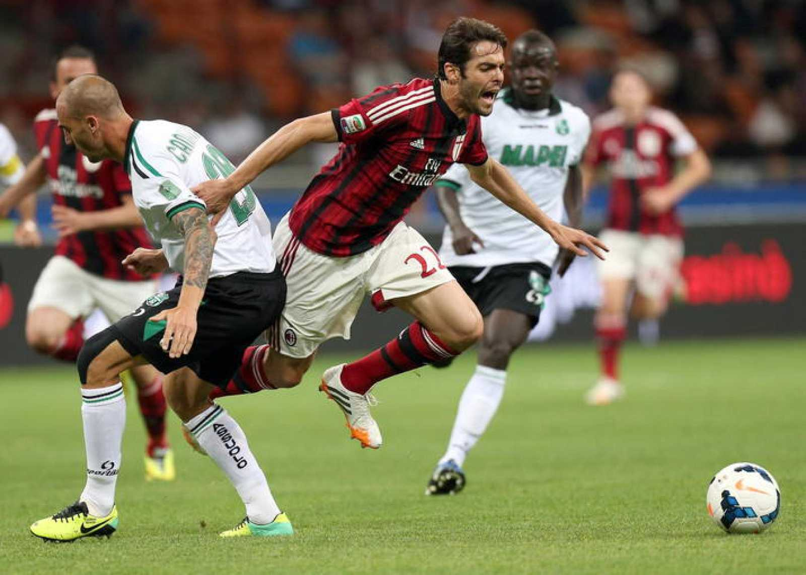 AC Milan vs US Sassuolo Calcio