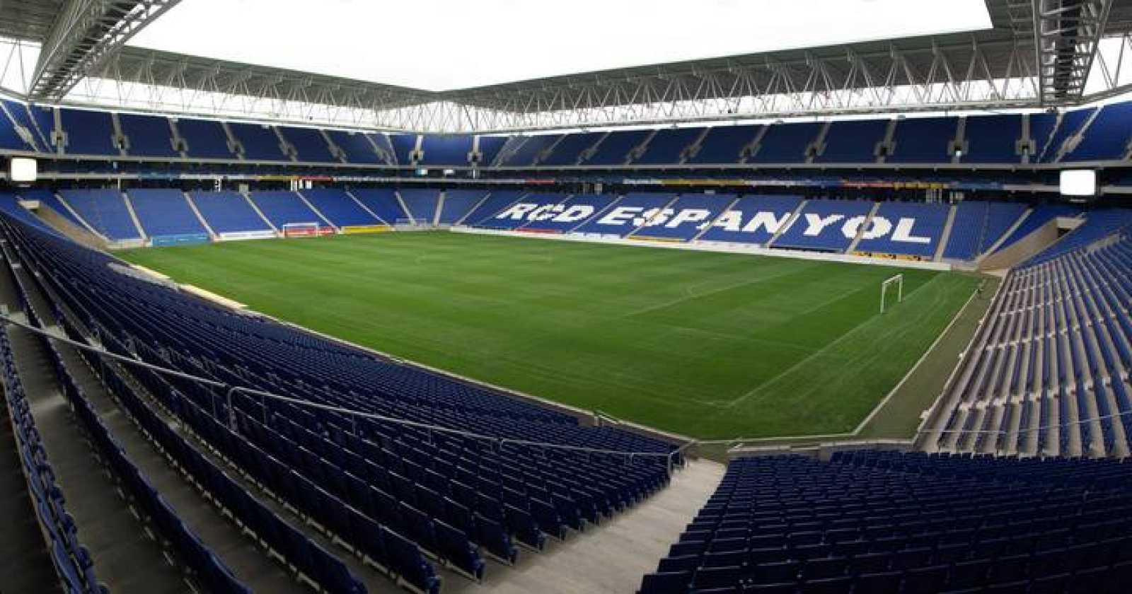 Estadio de Cornellá- El Prat