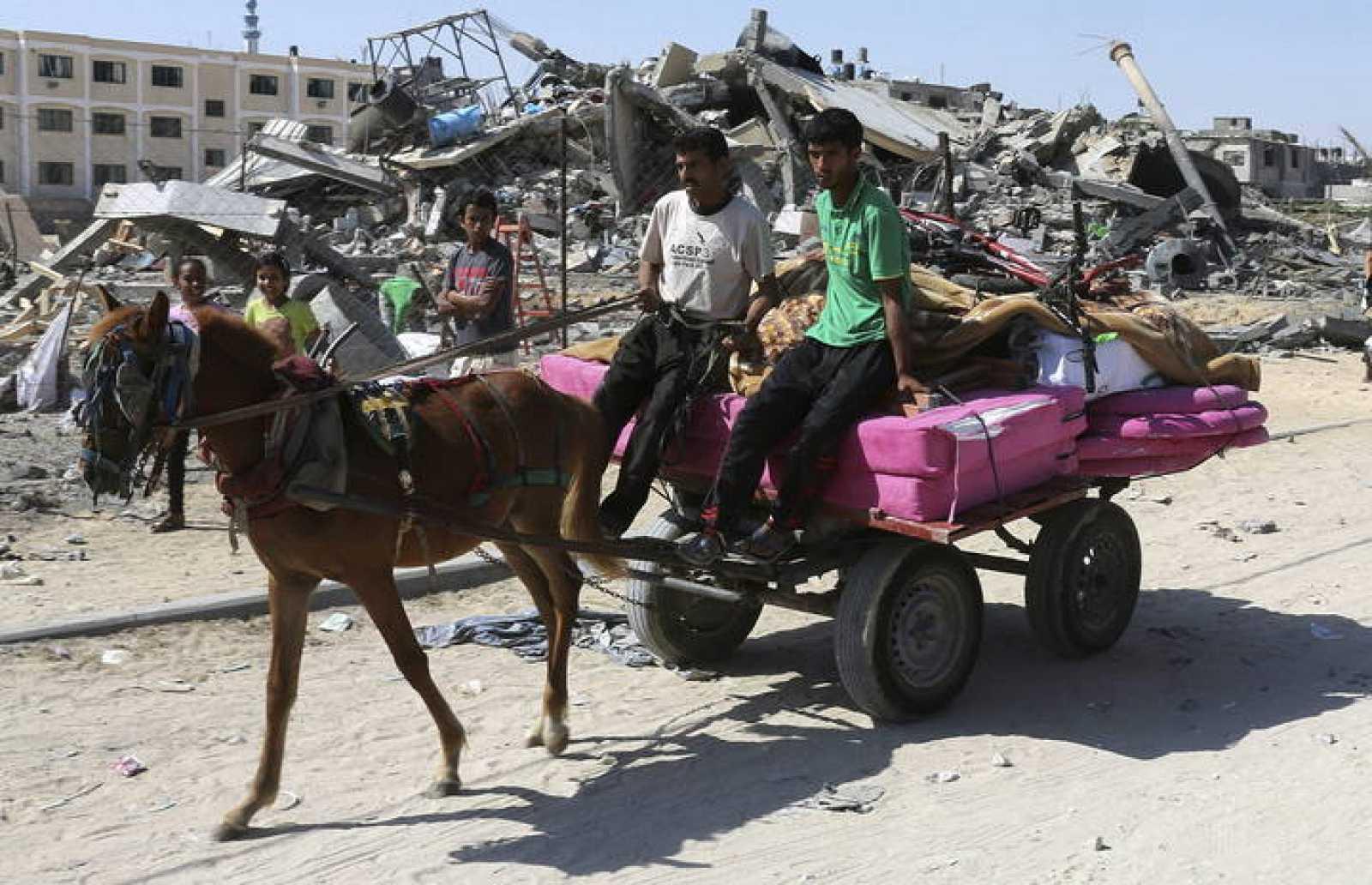 ISRAEL ANUNCIA QUE LA OPERACIÓN EN GAZA SE INTENSIFICARÁ EN LOS PRÓXIMOS DÍAS