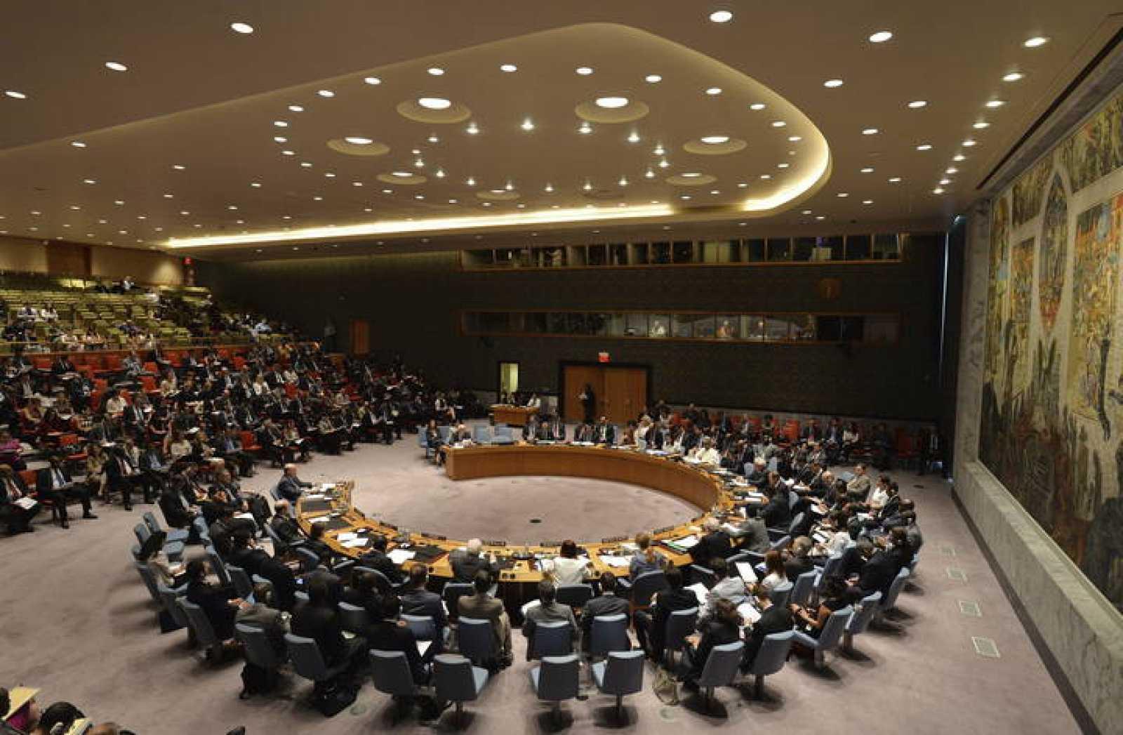 CONSEJO DE SEGURIDAD DE LA ONU SE REÚNE PARA TRATAR SITUACIÓN EN GAZA