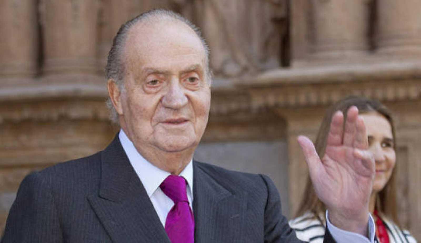 El rey Juan Carlos en una fotografía de archivo.