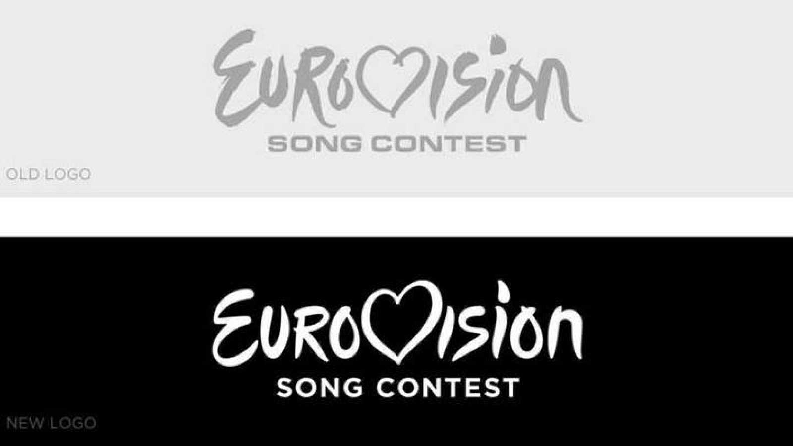 Eurovisión cambia su logo