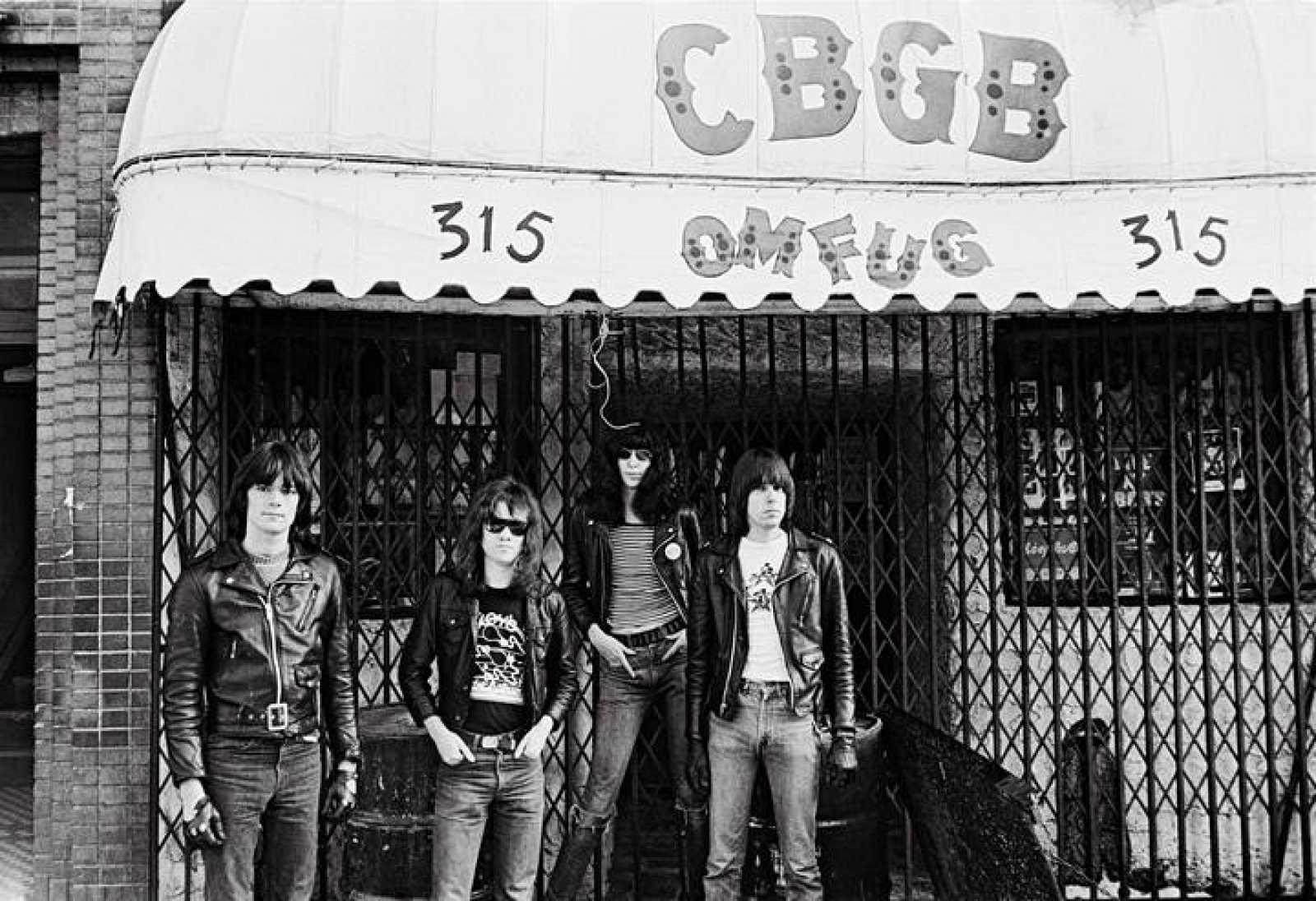 CBGB, el templo del punk neoyorkino que dio su primera oportunidad a los  Ramones - RTVE.es