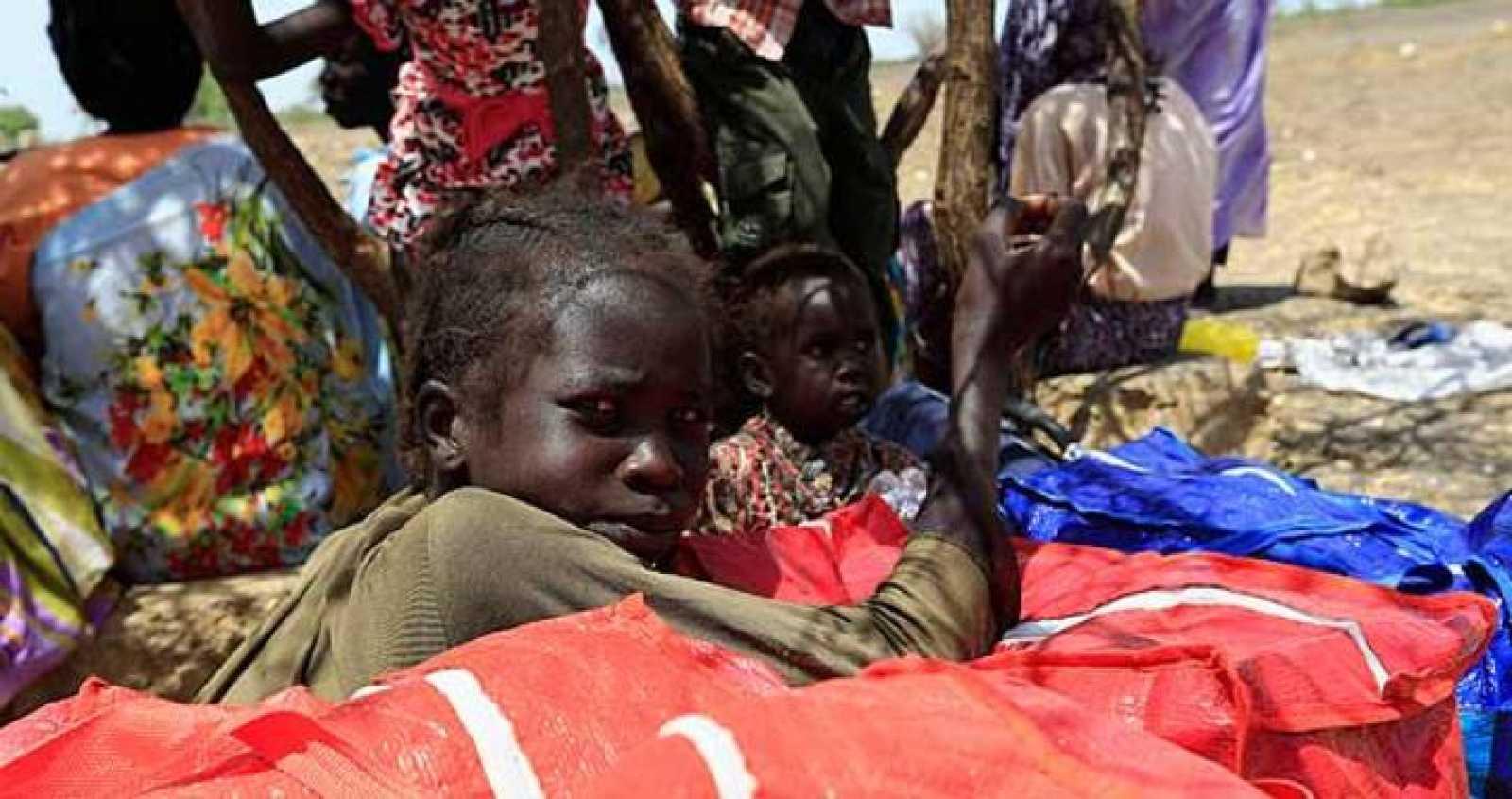 Niños Sudán del Sur