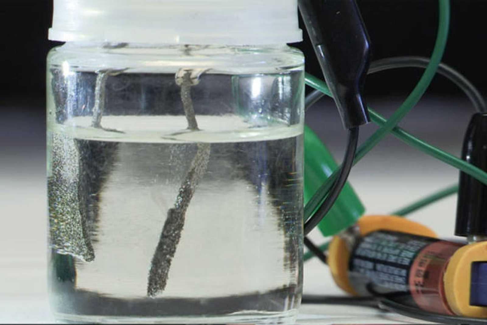 Un nuevo método para obtener hidrógeno más fácilmente