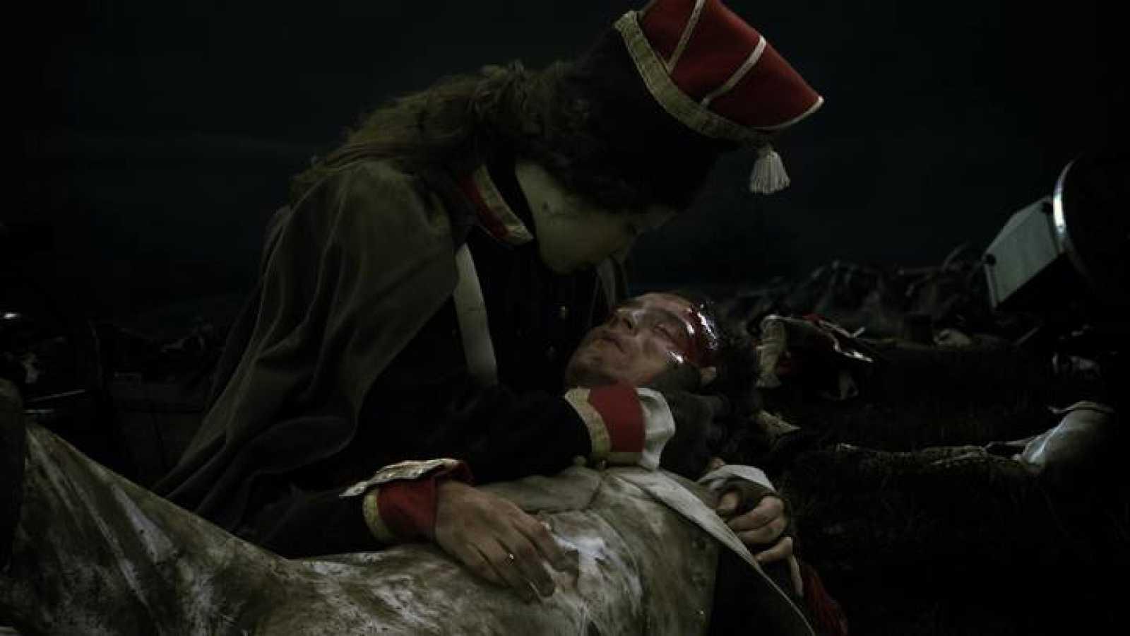 'Napoleón. La campaña de Rusia'