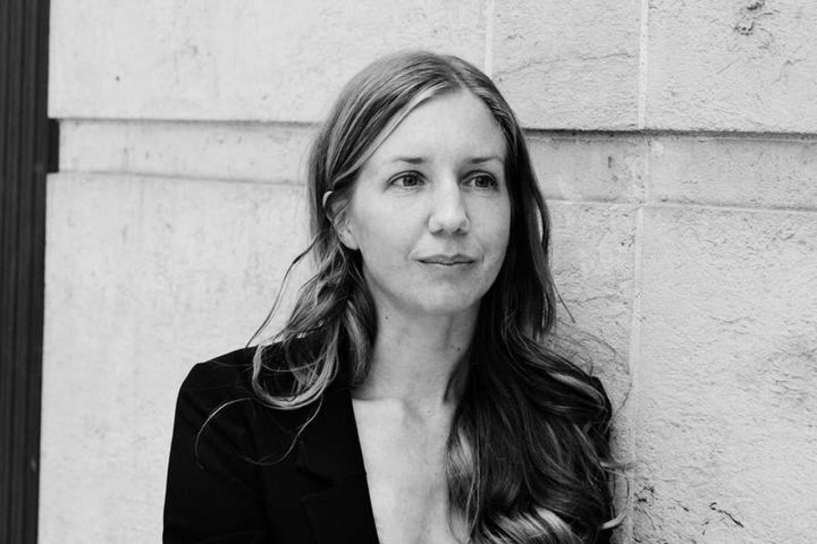 """Svenja Leiber, autora de """"Los tres violines de Ruben Preuk"""""""