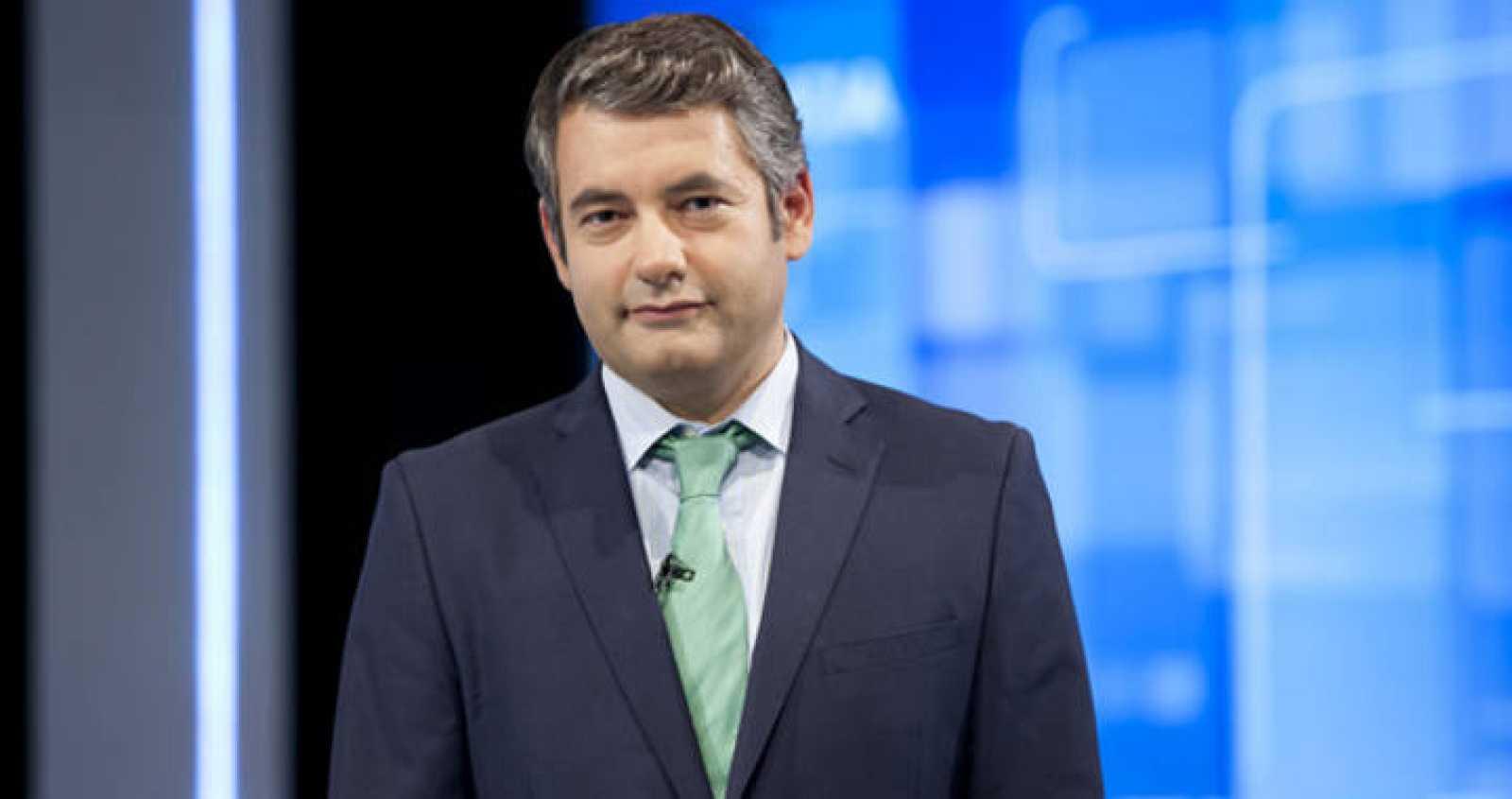 Julio Somoano dirige y presenta 'El debate'