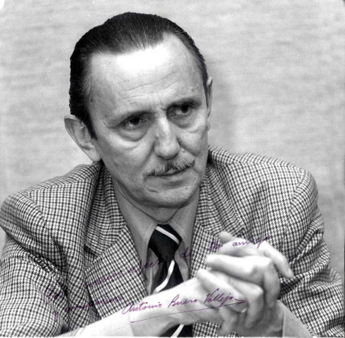 Antonio Buero Vallejo, Premio Cervantes 1986