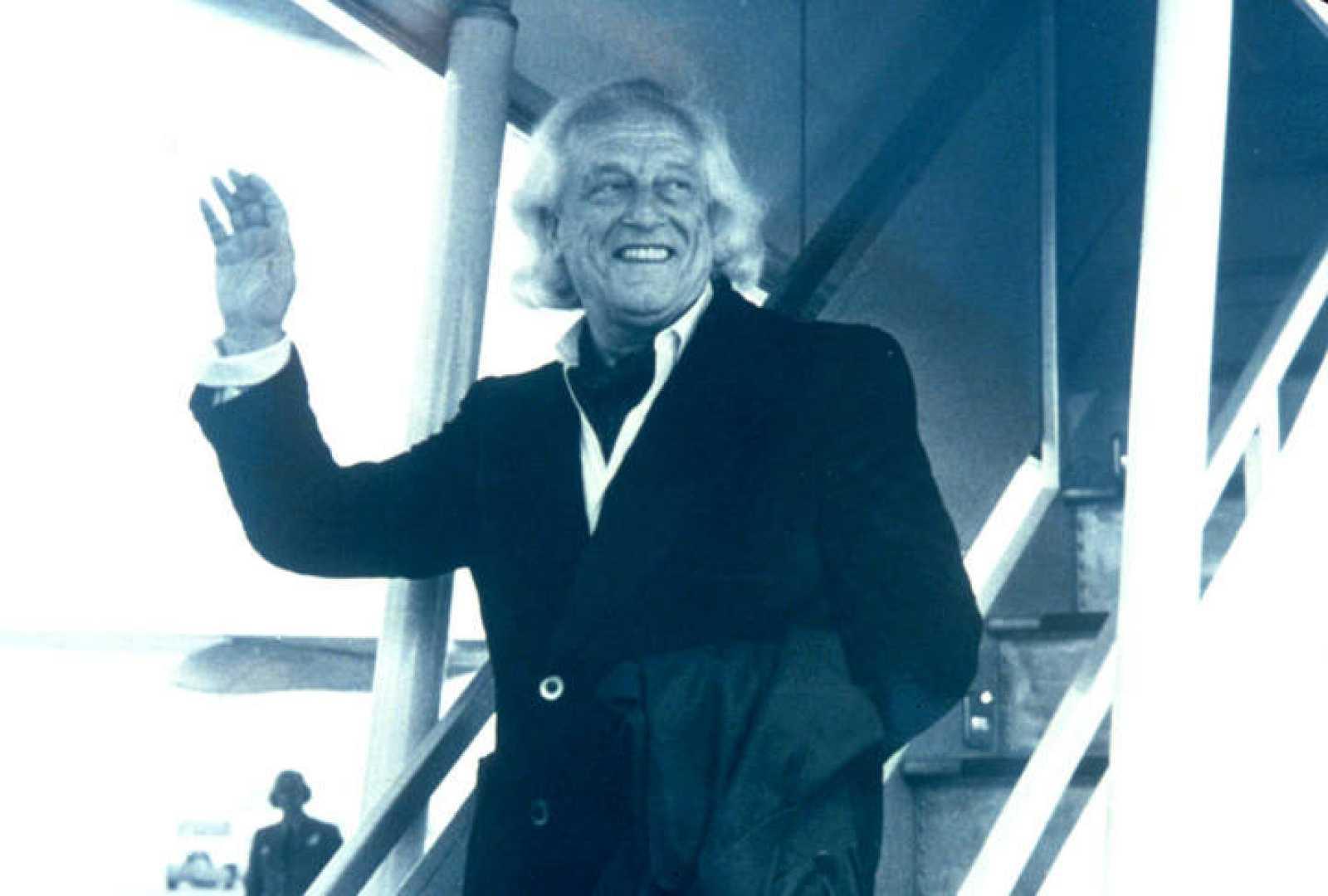 Rafael Alberti, Premio Cervantes 1983
