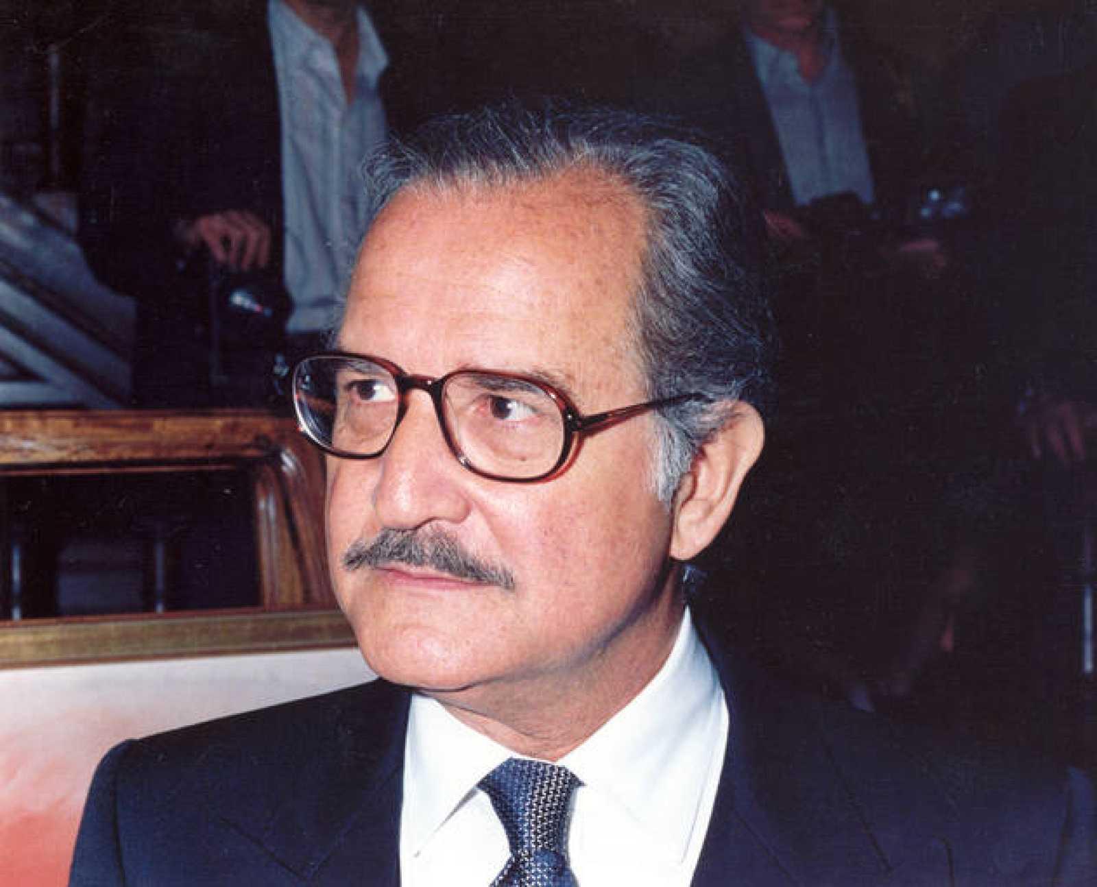 Carlos Fuentes, Premio Cervantes 1987