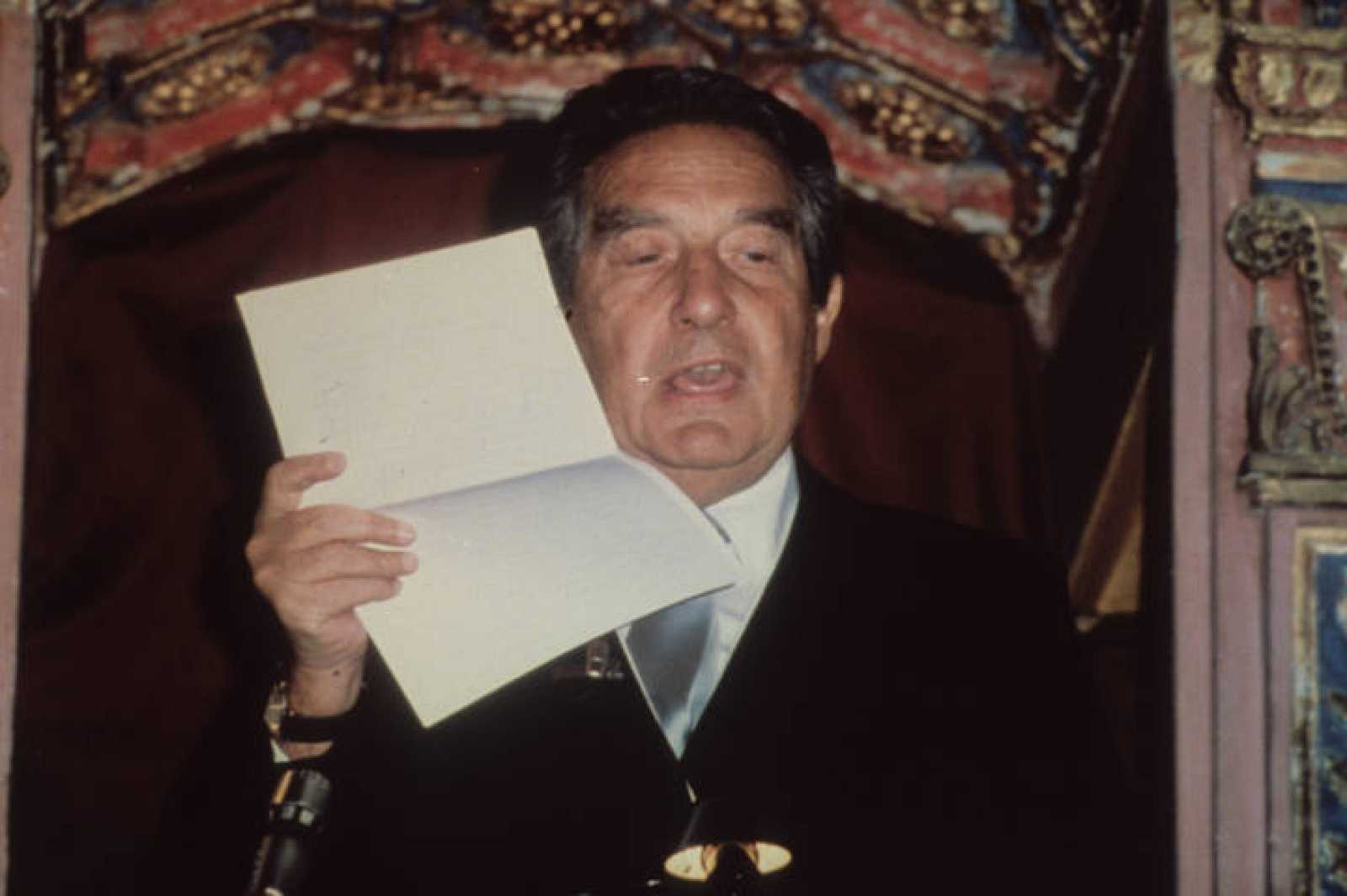 Octavio Paz, Premio Cervantes 1981