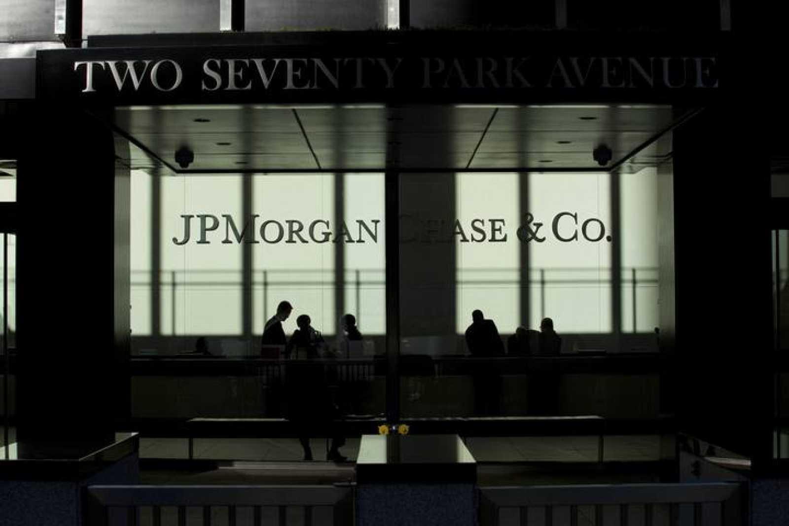 La CE ha impuesto una multa de 61,6 millones a JP Morgan