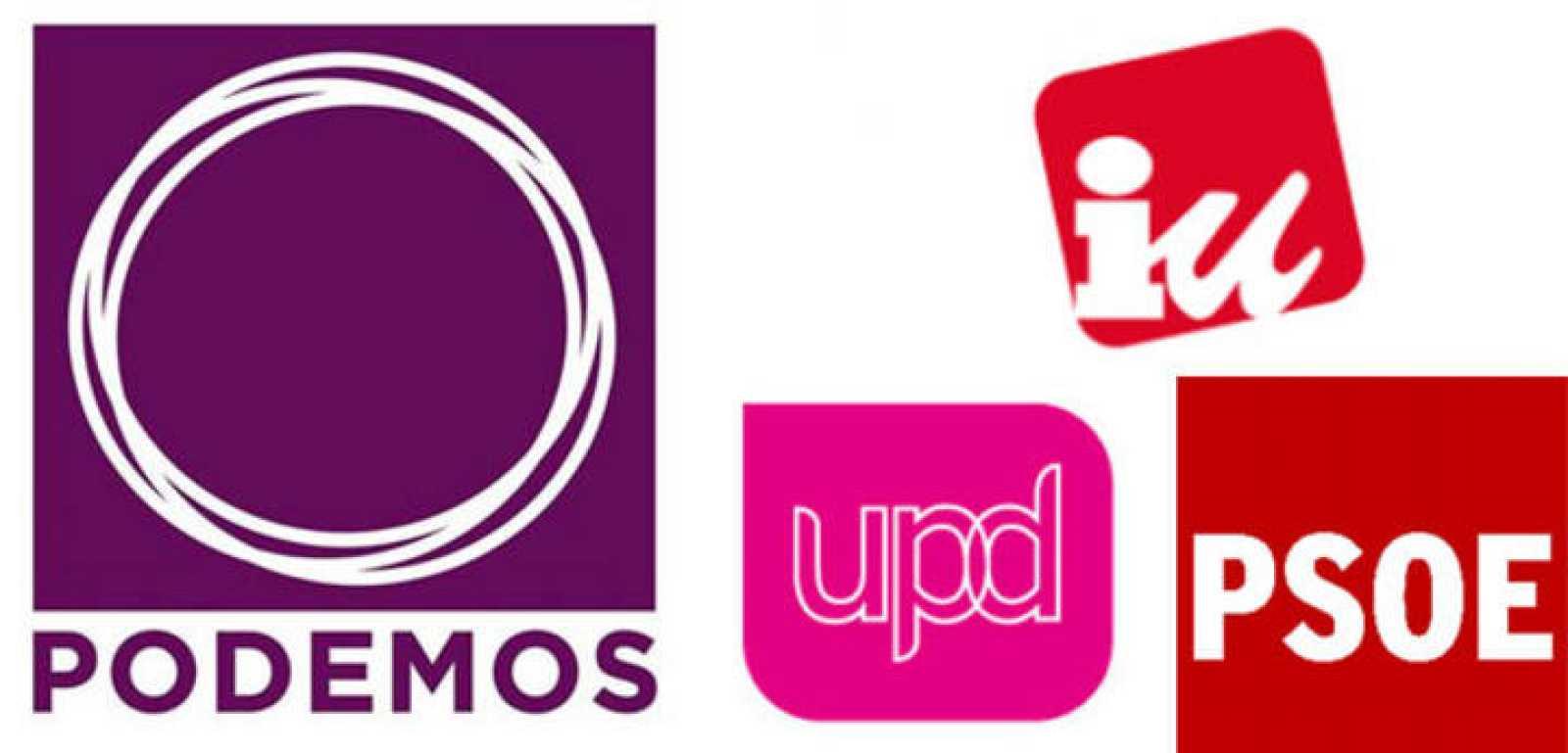 Los datos del CIS muestran que el empuje de Podemos coincide con el debilitamiento de IU, UPyD y PSOE.