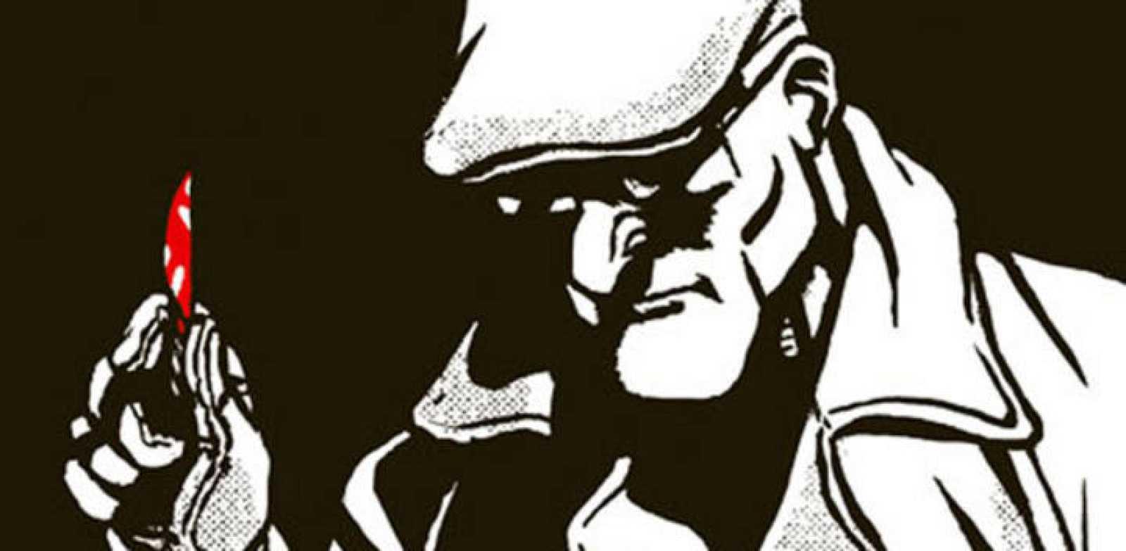 Fragmento de la portada de 'Yo, asesino'