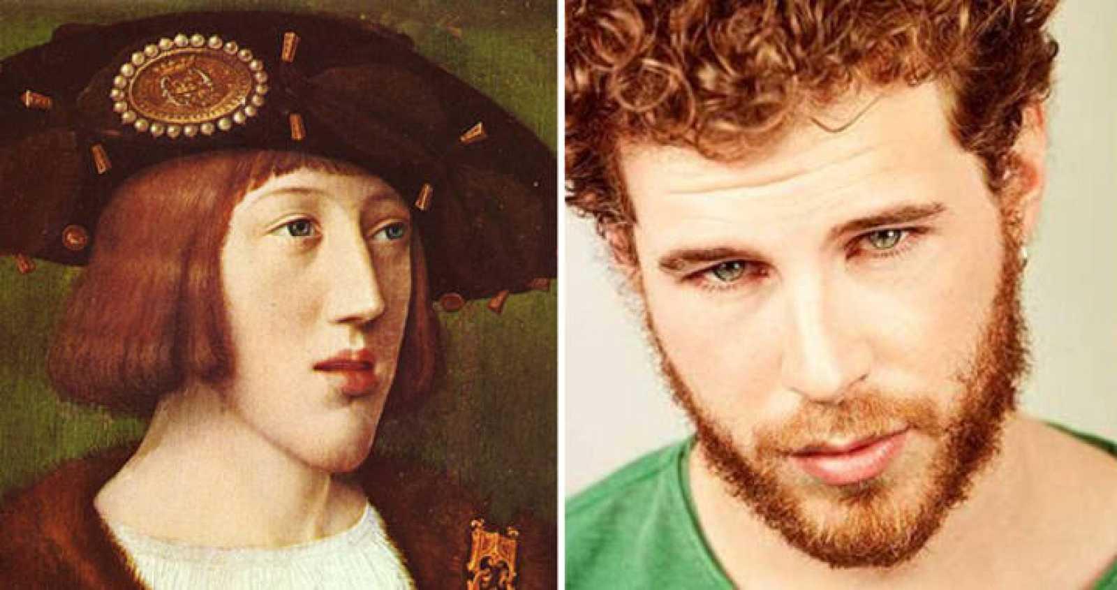 'Carlos, Emperador', en la realidad y la ficción.